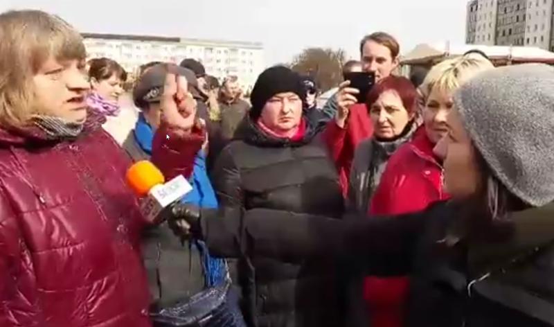 Віцебск. 25 сакавіка 2017 года.