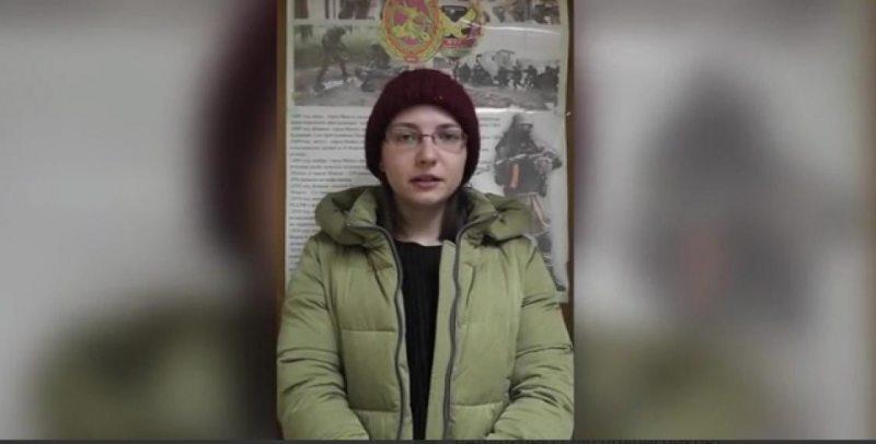 Ганна Аленская / Кадр з відэа