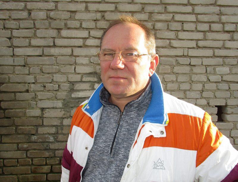 Blogger Aliaksandr Kabanau
