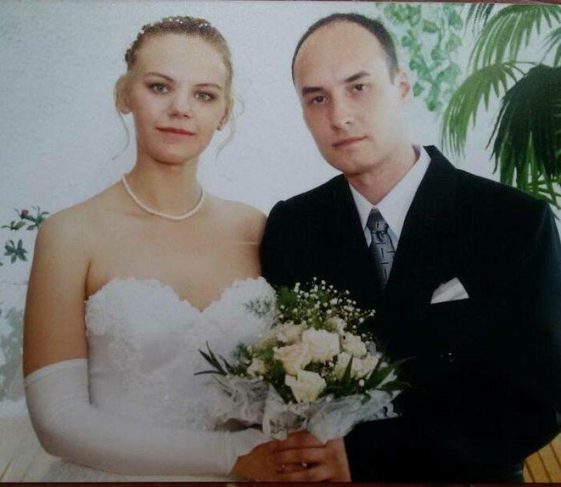 Аліна і Валянцін Стэфановіч. Фота з асабістага архіва