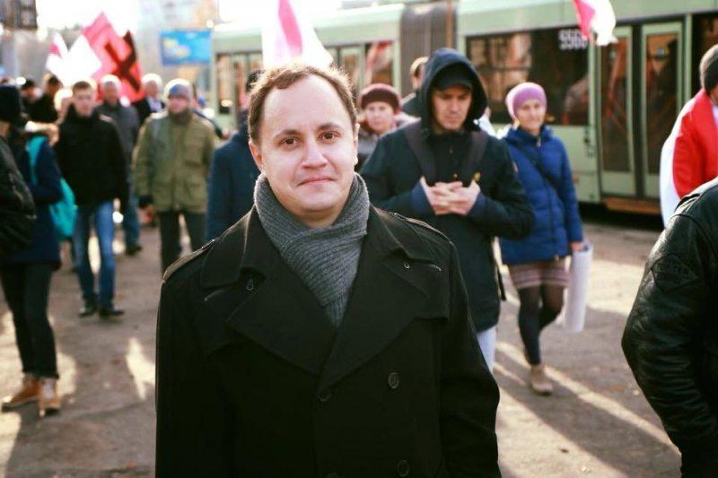 Виталий Амелькович. Фото: Facebook Движения