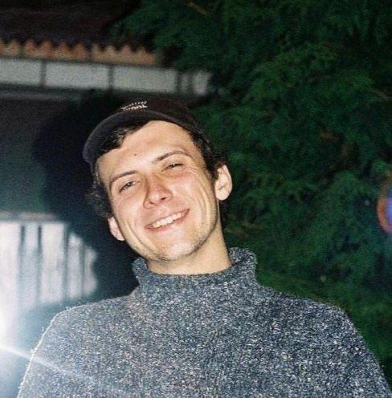 Андрей Попов, фото предоставлено мамой