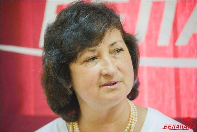 Елена Анисим, фото БелаПАН