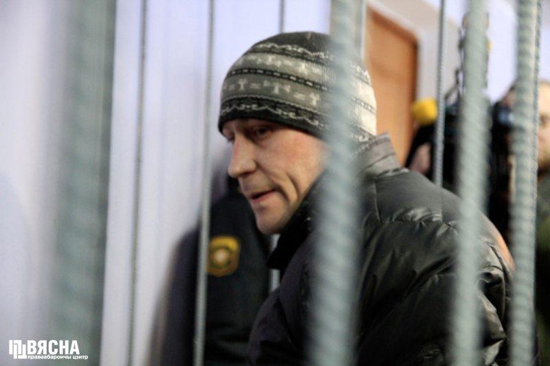 """Александр Осипович. Фото: ПЦ """"Весна""""."""