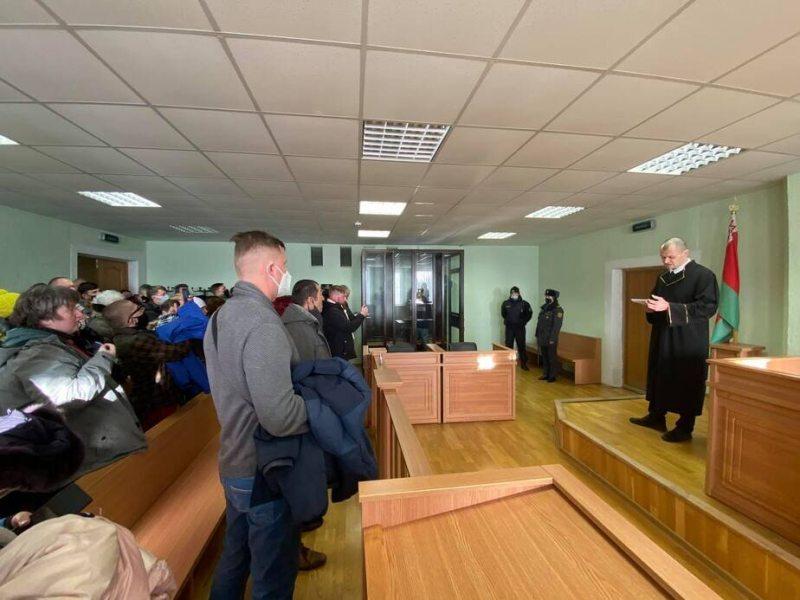Оглашение приговора Ашурак