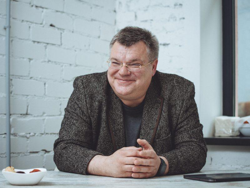 Виктор Бабарико. Фото: dev.by
