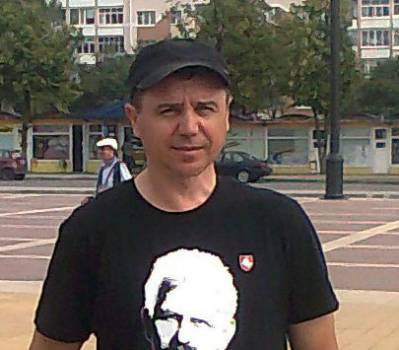 Прадстаўнік БХК у Маладэчне Эдуард Баланчук