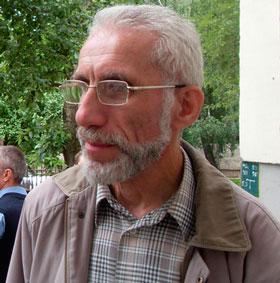 Барыс Бухель, Магілёў