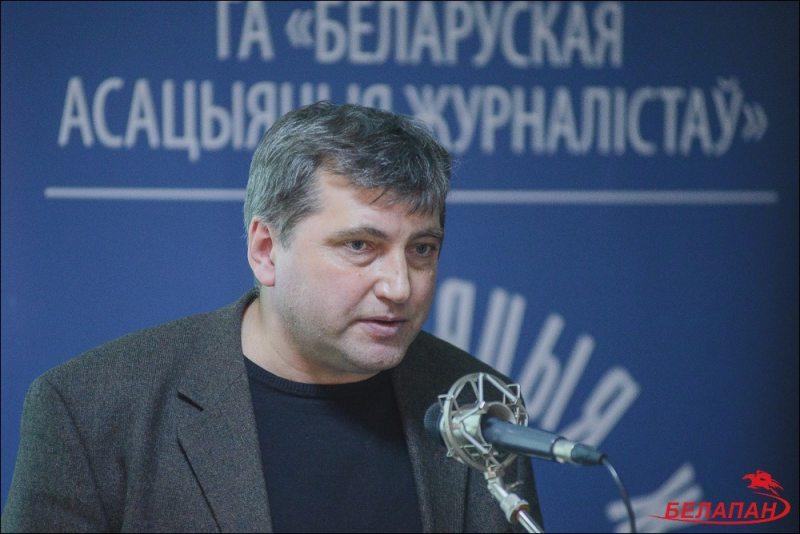 Глава БАЖ Андрей Бастунец