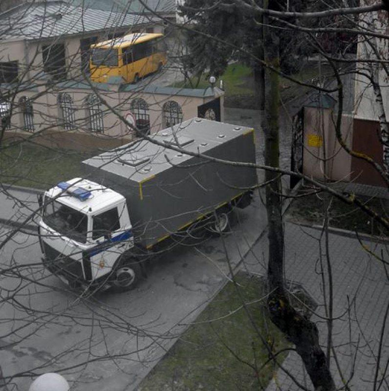 Берасце, 26 сакавіка 2017 года.