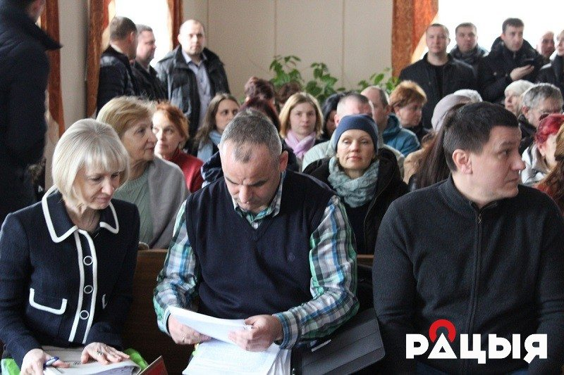 У судзе Маскоўскага раёна Берасця пад час разгляду пазову супраць будаўніцтва прадпрыемствам