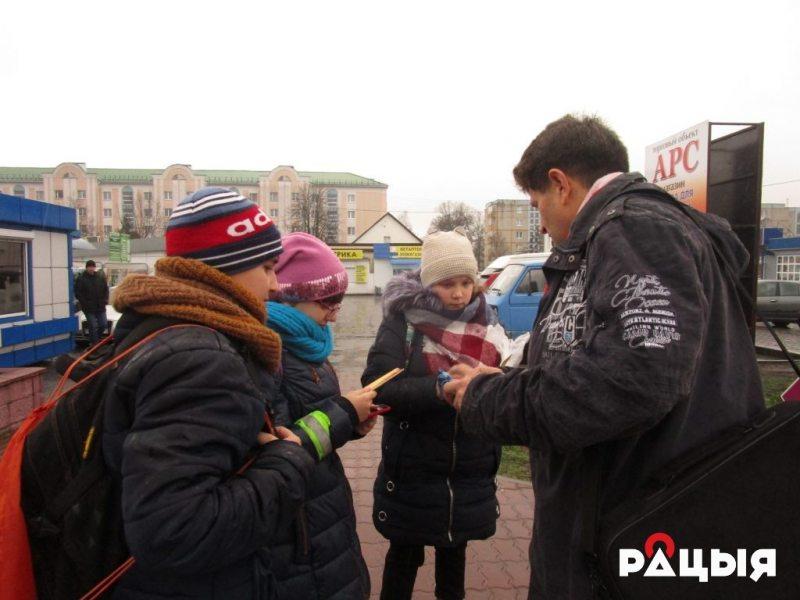 Круглы стол у Гародні 10 снежня 2018 года. Фота: Беларускае Радыё Рацыя.