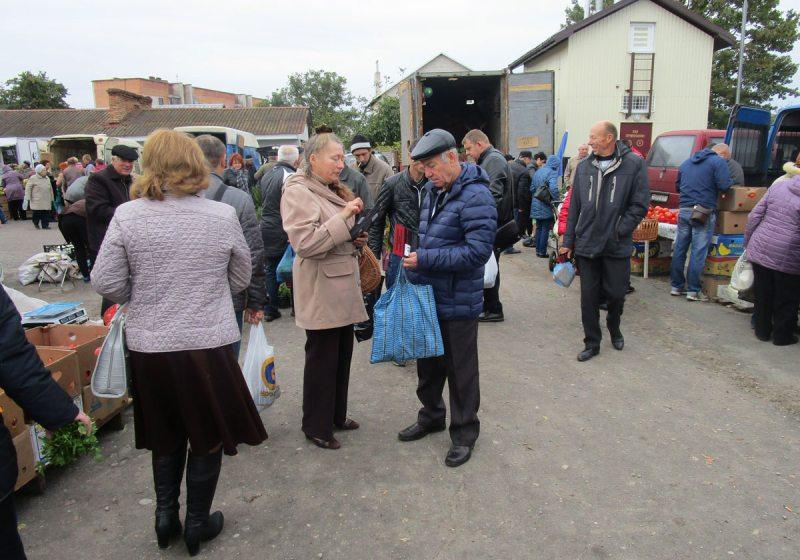 Інфармацыйная акцыя да Тыдня супраць смяротнага пакпрання ў Бярозе 8 кастрычніка 2017 года