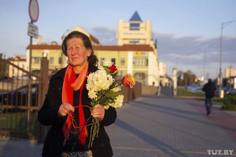 Елена Гнаук. Фото: tut.by