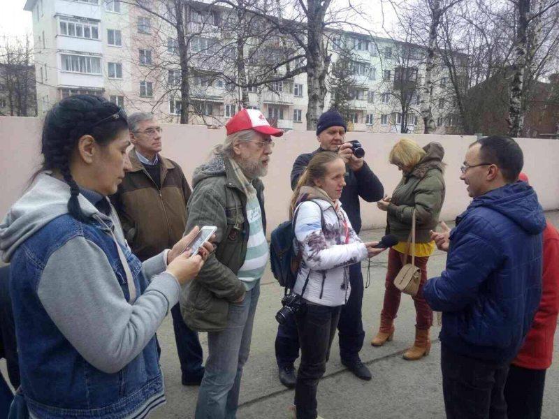 Максім Буйніцкі чакае рашэнне суда. 15 сакавіка