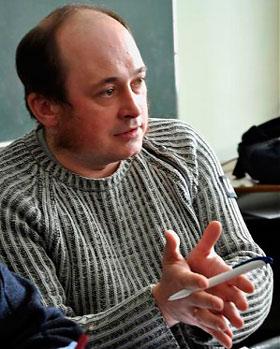 Палітычны аглядальнік і медыяэксперт Паўлюк Быкоўскі