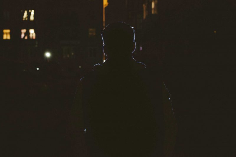 Бывший ОМОНовец Алексейучаствовал в задержаниях 10 лет. Фото: Александр Васюкович, Имена