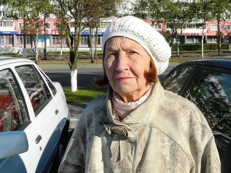 Liudmila Tserashonkava