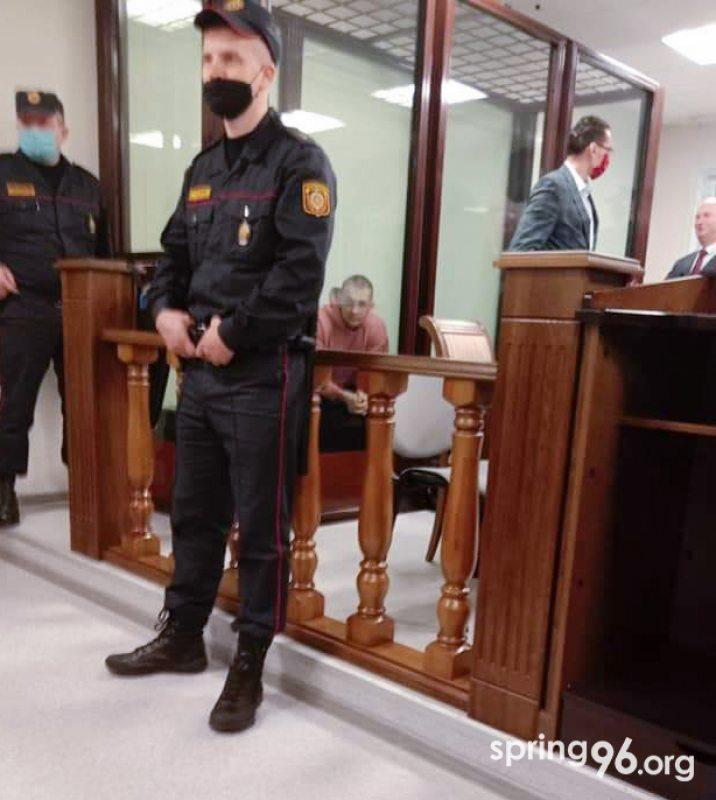 Данила чемоданов в суде