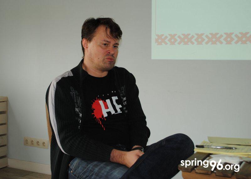Юрий Чаусов,юрист Ассамблеи негосударственных организаций. Фото: ПЦ