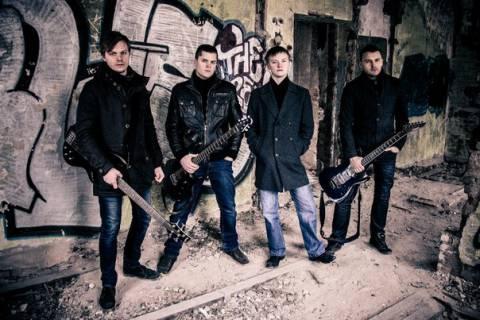 Мінскі гурт Crowblack