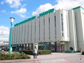 Будынак ЦУМу ў Брэсце
