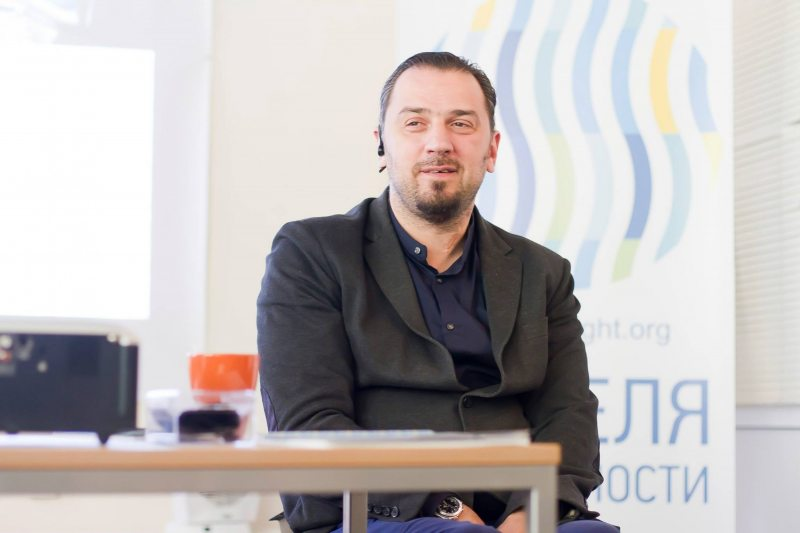 Сяргей Драздоўскі. Фота з Facebook