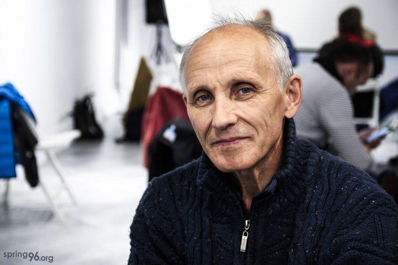 Правозащитник Алесь Дергачев