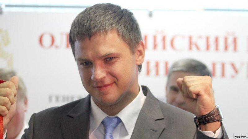 Вадзім Дзевятоўскі.