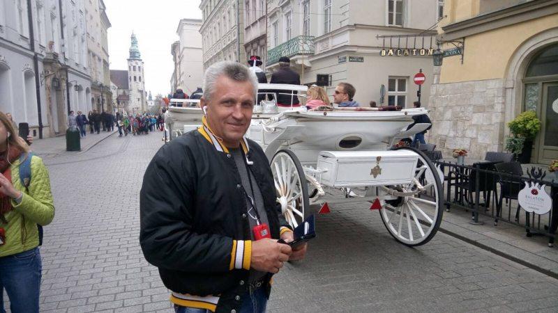 Мікалай Дзянісевіч. Фота з сямейнага архіва