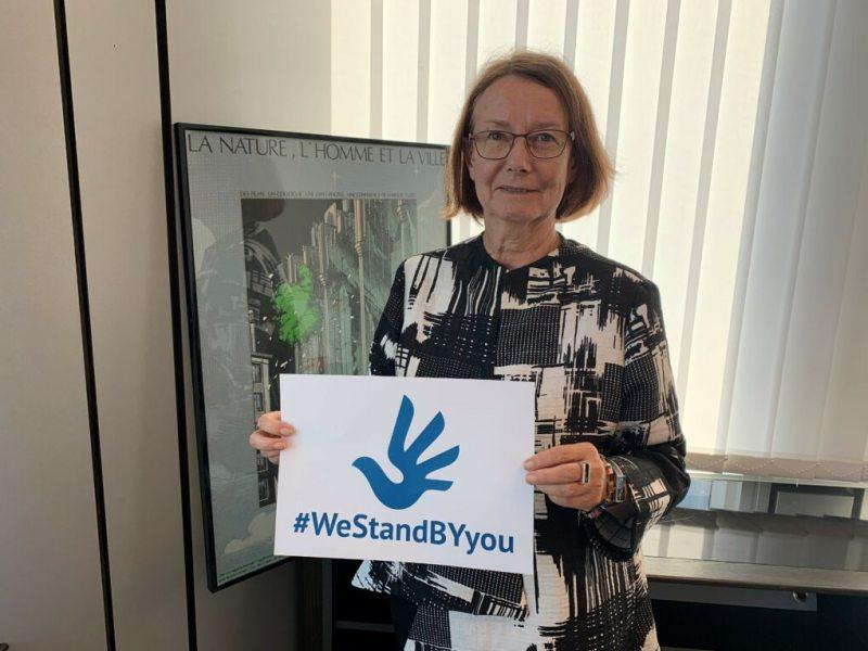 Evelyne Gebhardt,Member of the European Parliament