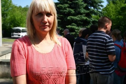 Татьяна Францкевич.