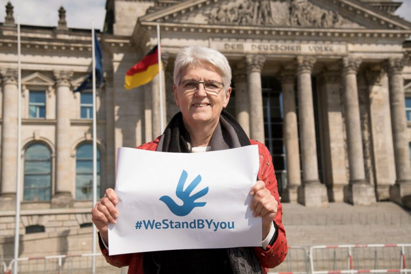 Gabi Weber, Member of the Bundestag