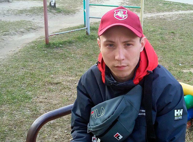 Andrei Halavenka. Photo: harodniaspring.org