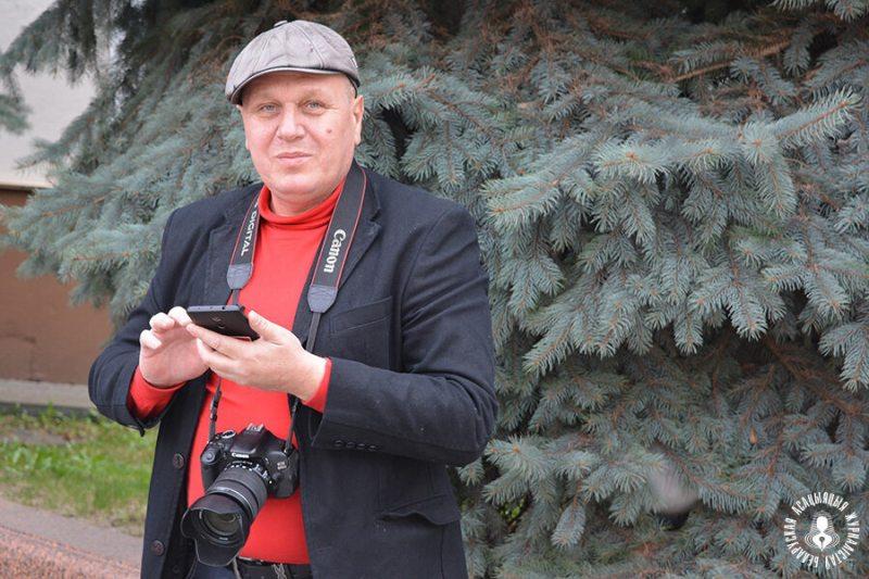 Сяргей Гардзіевіч. Фота: БАЖ