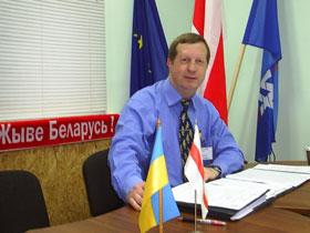 Віцебскі сацыял-дэмакрат Аляксей Гаўруцікаў