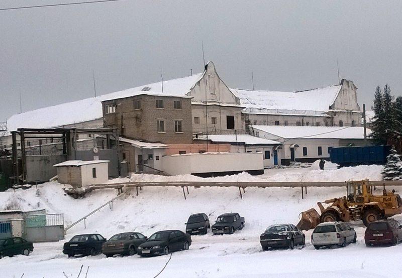 Исправительная колония особого режима № 13 в городе Глубокое. Фото ПЦ