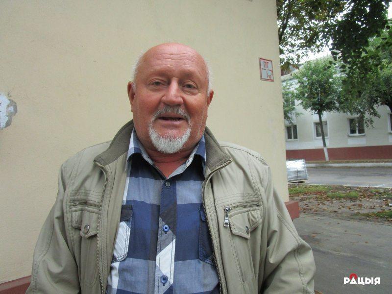 Сяргей Гоўша. Фота