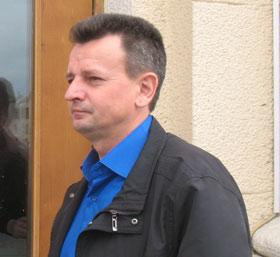 Рыгор Грык, грамадскі актывіст з Баранавіч