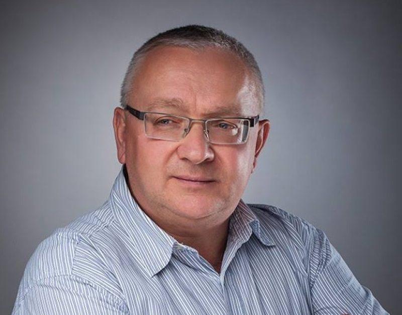 Старшыня Беларускага Хельсінскага камітэта Алег Гулак.