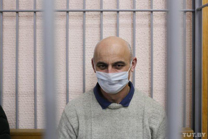 Владимир Горох. Фото: TUT.BY