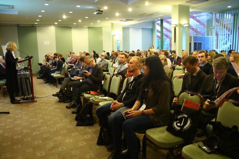 Адкрыццё IV Беларускага праваабарончага форуму. Вільня, 20 кастрычніка 2017