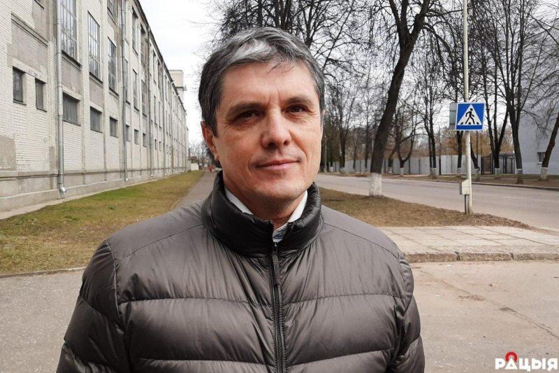 Евгений Вильский. Фото Радио Рация