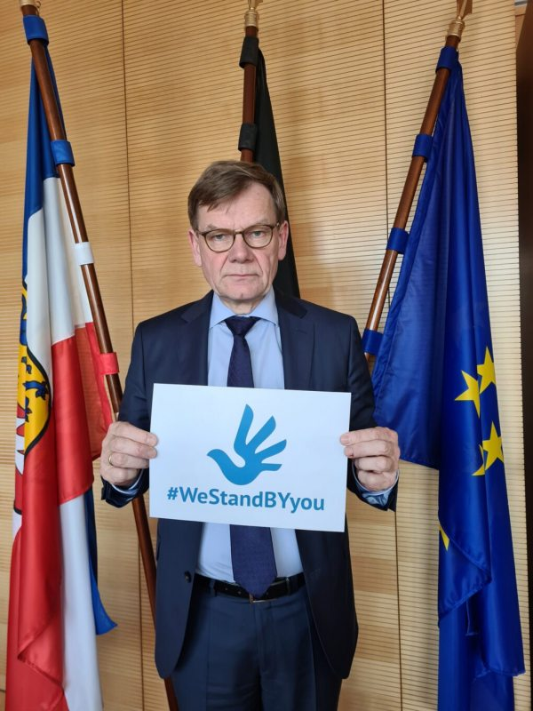 Johann Wadephul, member of the German Bundestag