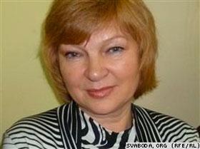 Актывістка БХД Тасія Кабанчук