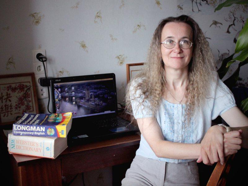 Вольга Калацкая. Фота з сацыяльных сетак.