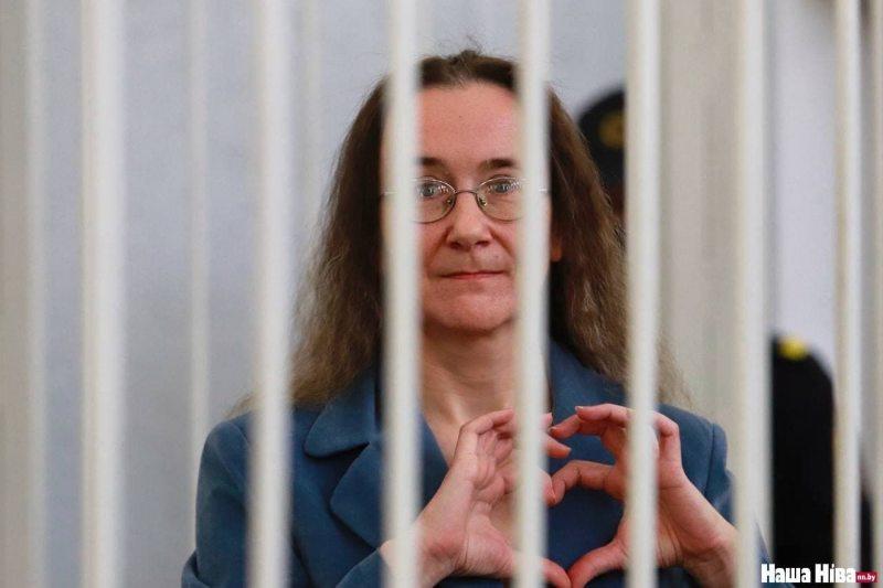Ольга Калацкая в суде. Фото: