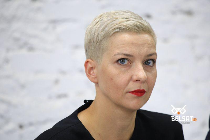 Марыя Калеснікава. Менск, Беларусь. 24 жніўня 2020 г. Фота: Света Фар / belsat.eu
