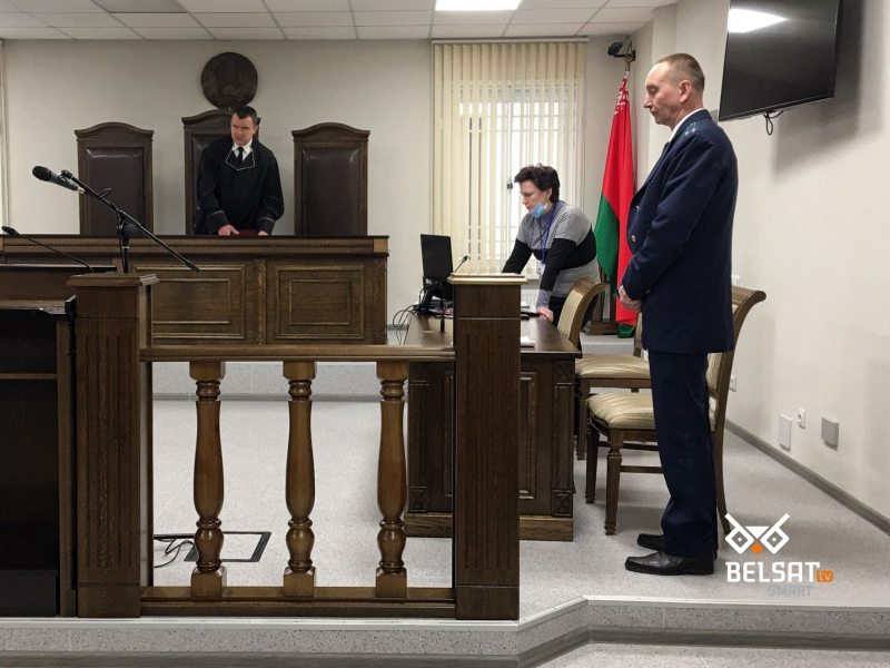 Судья Святослав Калина. Фото: