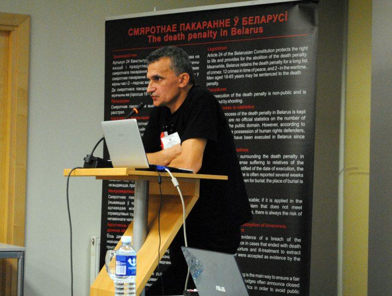 Журналист Сергей Сыс